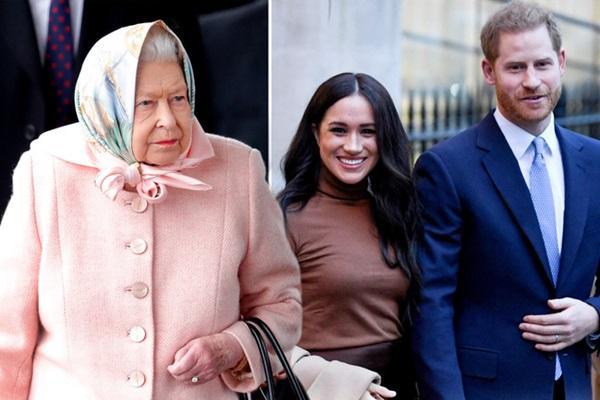 Nữ hoàng Anh ra thông báo chính thức quyết định số phận của vợ chồng Meghan Markle trong hoàng gia khiến nhiều người thất vọng-3
