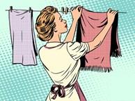 5 cách làm khô quần áo, không bị bám mùi ẩm mốc khó chịu trong tiết trời ẩm ương