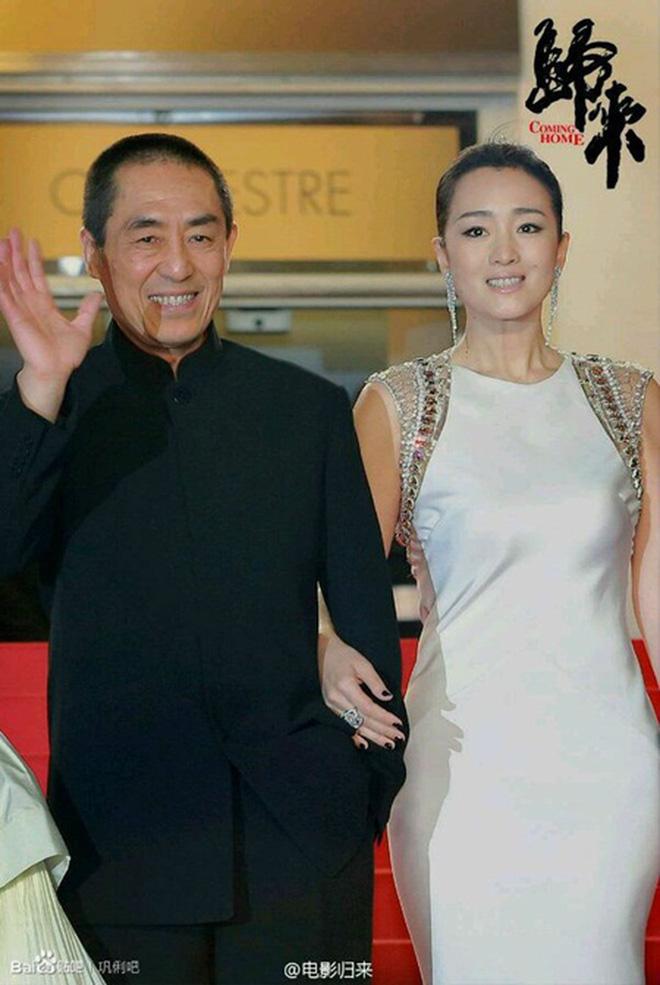 Trương Nghệ Mưu: Bỏ vợ khi thành danh, kết hôn với học trò kém 31 tuổi-5