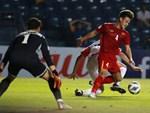 U23 Việt Nam đã nghèo còn gặp cái eo: Nguy cơ mất hậu vệ trái số 1 trước trận quyết đấu với Triều Tiên-4