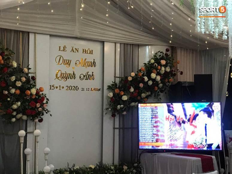 Cận cảnh nhà Duy Mạnh trước lễ ăn hỏi: Bình dị, nhẹ nhàng đối lập nhà cô dâu Quỳnh Anh-1