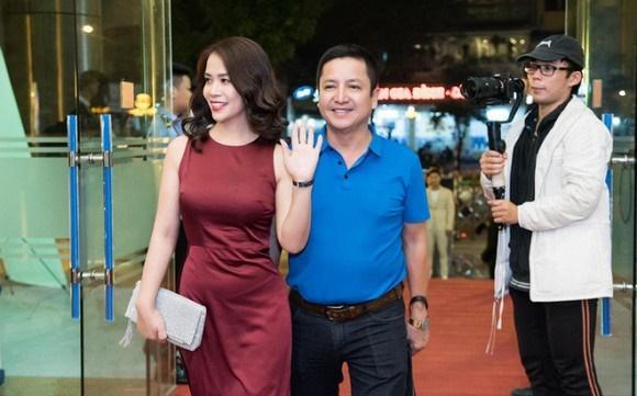 Nhan sắc rạng rỡ thời đi thi Hoa hậu của bạn gái mới NSƯT Chí Trung-1