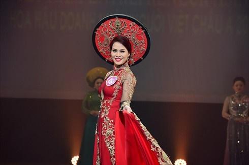 Nhan sắc rạng rỡ thời đi thi Hoa hậu của bạn gái mới NSƯT Chí Trung-3