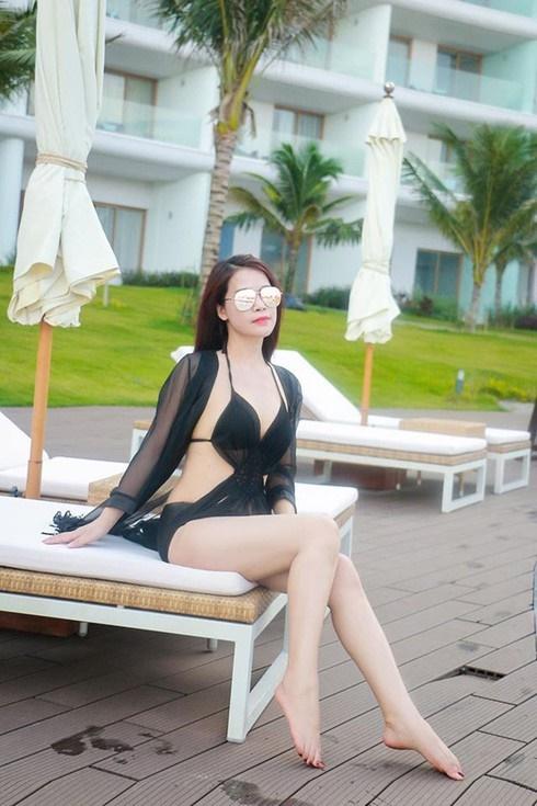 Nhan sắc rạng rỡ thời đi thi Hoa hậu của bạn gái mới NSƯT Chí Trung-9