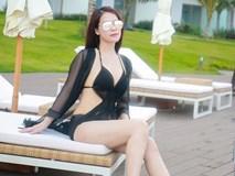 Nhan sắc rạng rỡ thời đi thi Hoa hậu của bạn gái mới NSƯT Chí Trung