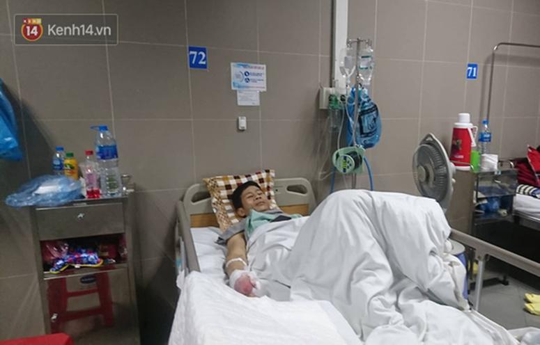 Tình hình sức khoẻ của các nạn nhân vụ chồng cũ nổ súng truy sát cả gia đình vợ ở Lạng Sơn hiện giờ ra sao?-3
