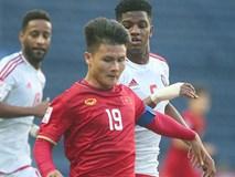 Dấu hiệu mừng cho U23 Việt Nam khi nhìn vào lịch sử đối đầu giữa Jordan và UAE