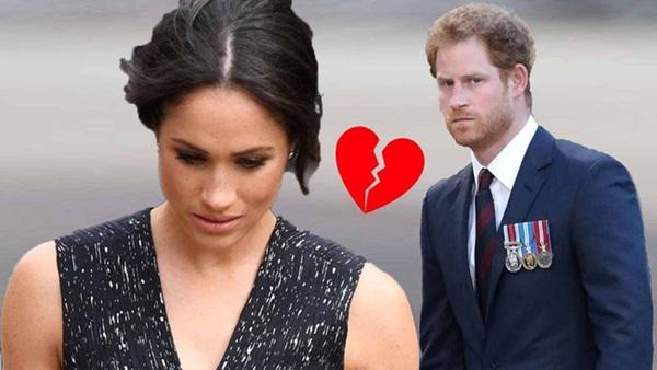 Vợ chồng Meghan Markle dính nghi án sắp ly hôn, đường ai nấy đi bởi biểu hiện bất thường của nàng dâu hoàng gia sau thông báo gây sốc-2