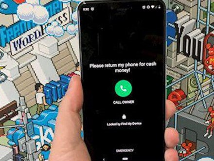 Phải làm gì trước và sau khi bị mất điện thoại Android, Samsung?