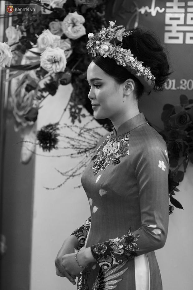 Ái nữ cựu chủ tịch CLB Sài Gòn - Quỳnh Anh xuất hiện xinh xắn trong đám hỏi thu hút sự chú ý khắp phố Xã Đàn-6