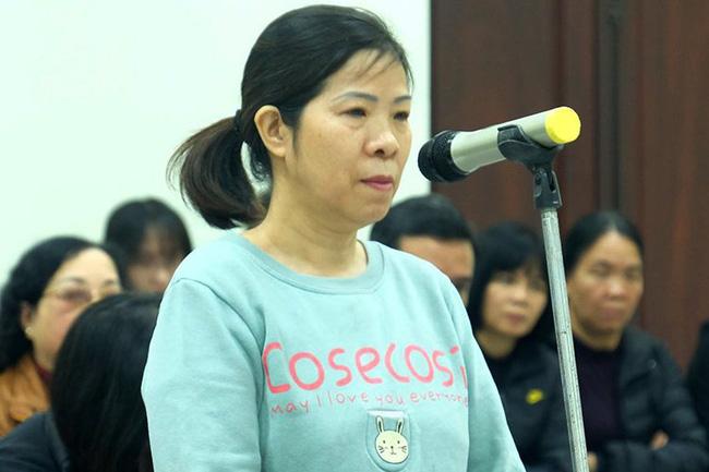 Xét xử vụ bé trai trường Gateway tử vong: Bà Nguyễn Bích Quy cho rằng mức án quá cao, bản thân không làm gì hổ thẹn lương tâm-2
