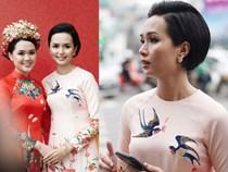 Chị gái Quỳnh Anh chiếm trọn spotlight trong đám rước dâu em gái vì quá xinh đẹp, nhìn ảnh ngoài đời còn choáng hơn