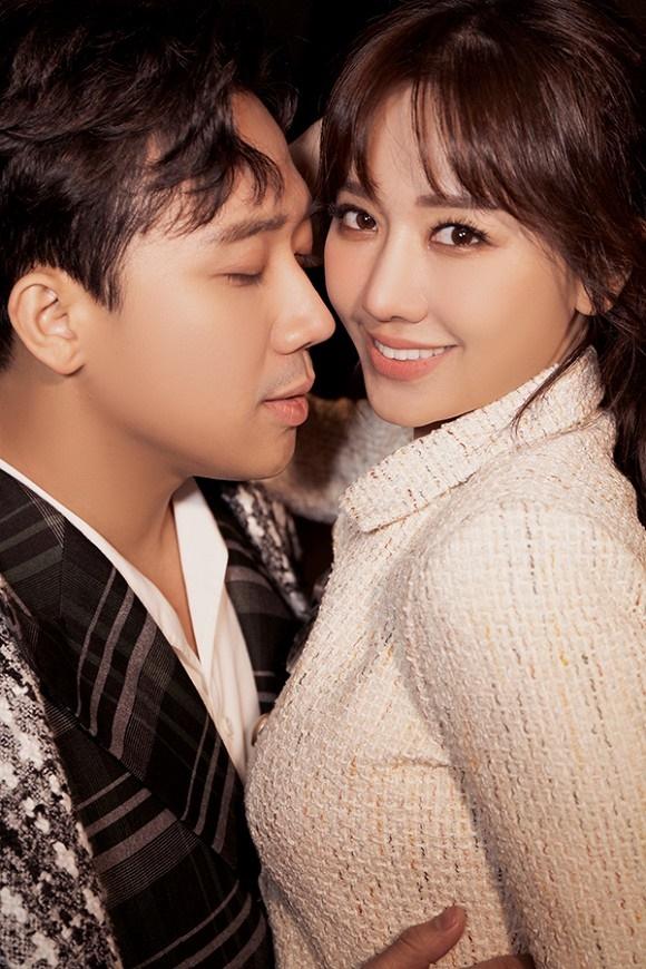 3 năm cưới nhau, Trấn Thành và Hari Won vẫn khiến fan xuýt xoa vì tình cảm ngọt ngào-1