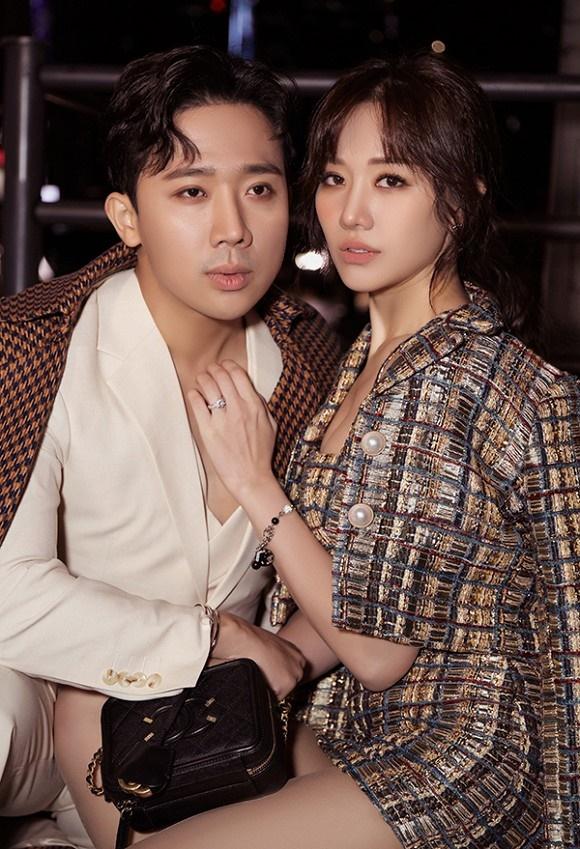 3 năm cưới nhau, Trấn Thành và Hari Won vẫn khiến fan xuýt xoa vì tình cảm ngọt ngào-2