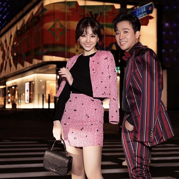 3 năm cưới nhau, Trấn Thành và Hari Won vẫn khiến fan xuýt xoa vì tình cảm ngọt ngào-5