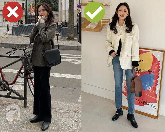 4 sai lầm khi diện đồ khiến style của chị em đến Tết cũng không khá lên được-1