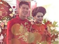 Tiệc cưới Duy Mạnh - Quỳnh Anh tổ chức ở khách sạn 5 sao sang bậc nhất Việt Nam, nơi ghi dấu 'tình yêu bắt đầu'