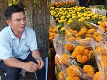 """Người vợ """"ra đi trên tay chồng"""" khi đi lấy hoa Tết mưu sinh và cái kết có hậu được tạo ra bởi tấm lòng người Sài Gòn"""