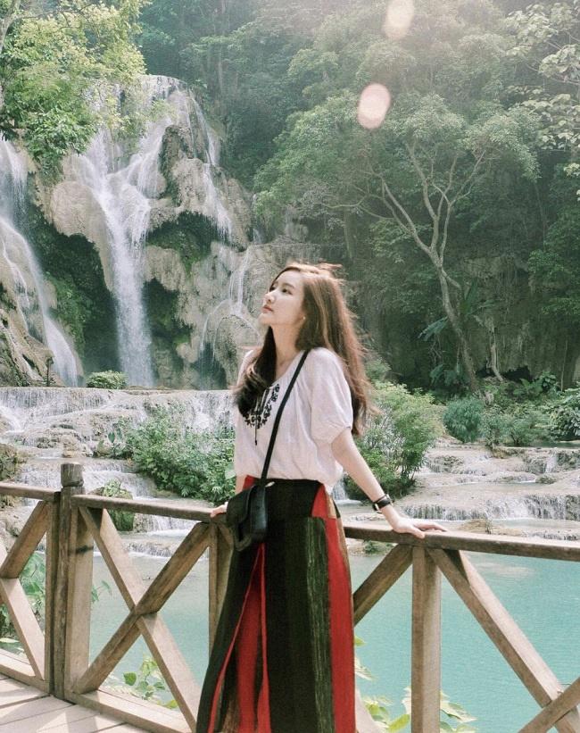 Ảnh: Hotgirl Lào xinh đẹp và được biết đến nhiều nhất tại Hàn Quốc-8