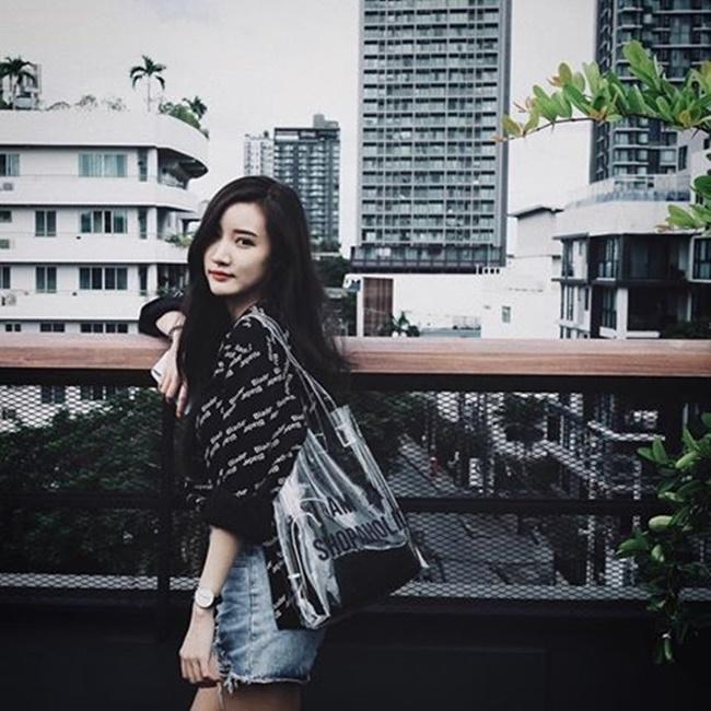 Ảnh: Hotgirl Lào xinh đẹp và được biết đến nhiều nhất tại Hàn Quốc-10