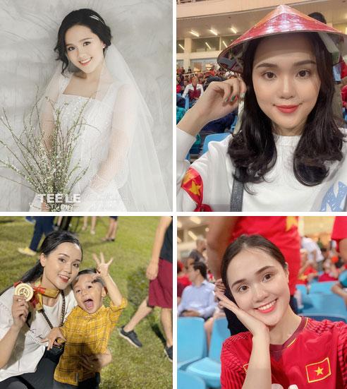 Cộng đồng mạng truy tìm người makeup cho Quỳnh Anh trong đám hỏi để đòi công bằng cho cô dâu-1