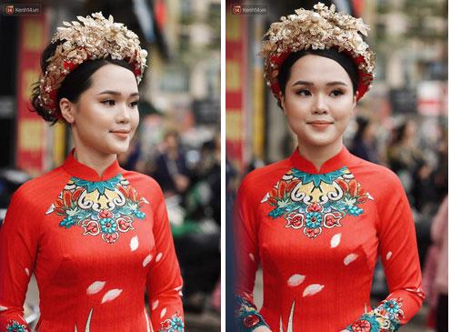 Cộng đồng mạng truy tìm người makeup cho Quỳnh Anh trong đám hỏi để đòi công bằng cho cô dâu-2