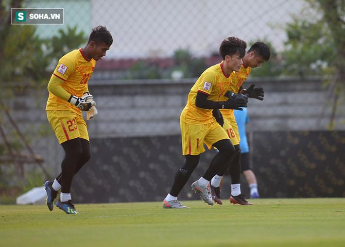 U23 Việt Nam nhận hung tin, nguy cơ mất trụ cột ở hàng thủ khi quyết đấu U23 Triều Tiên-7