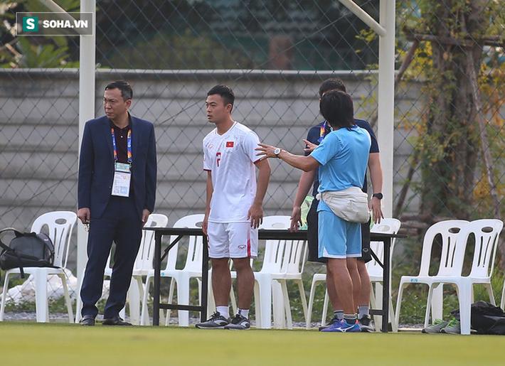 U23 Việt Nam nhận hung tin, nguy cơ mất trụ cột ở hàng thủ khi quyết đấu U23 Triều Tiên-6
