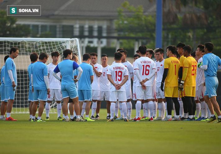 U23 Việt Nam nhận hung tin, nguy cơ mất trụ cột ở hàng thủ khi quyết đấu U23 Triều Tiên-1