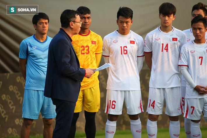 U23 Việt Nam nhận hung tin, nguy cơ mất trụ cột ở hàng thủ khi quyết đấu U23 Triều Tiên-2