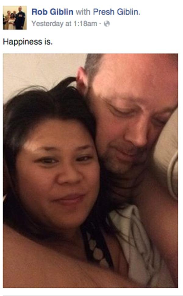 Chồng đăng ảnh selfie cùng vợ bầu lên Facebook khoe hạnh phúc viên mãn, không ai ngờ rằng Tử Thần ẩn nấp gây ra bi kịch đẫm máu ngay sau đó-1