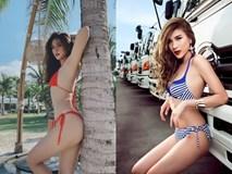 Cựu siêu mẫu âm thầm đính hôn với đại gia, sống kín tiếng nhất nhì showbiz Việt giờ ra sao?