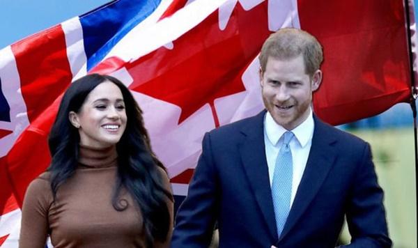Meghan Markle muối mặt khi bị tờ báo hàng đầu Canada dội gáo nước lạnh, khẳng định cặp đôi hoàng gia không được chào đón tại đây-1