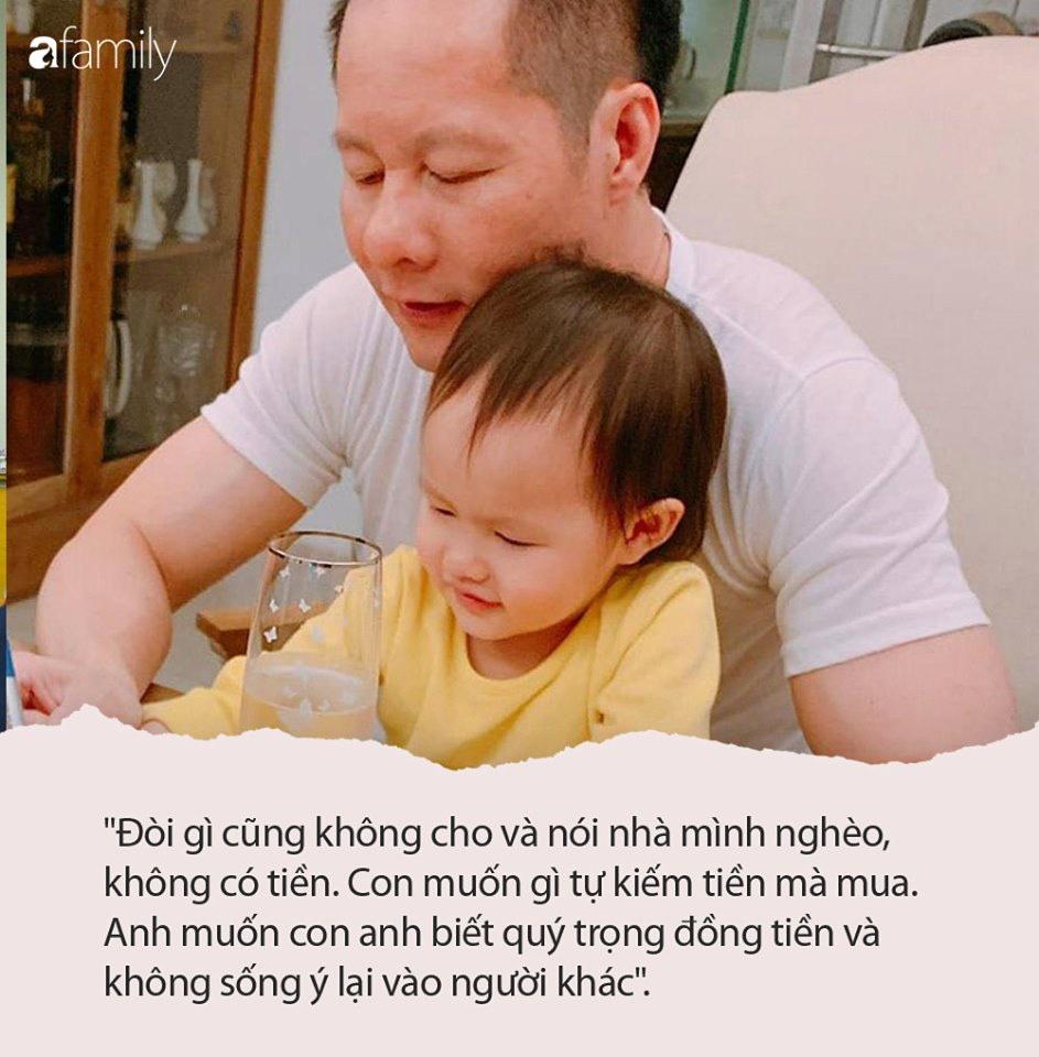 """Giàu sụ nhưng nếu con xin tiền mua đồ, ông xã đại gia của Phan Như Thảo sẽ tỉnh bơ nói câu nghe vô lý nhưng lại rất thuyết phục""""-3"""