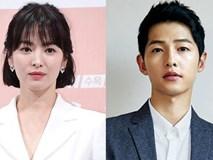 Giữa lúc chồng cũ Song Joong Ki vướng nghi vấn