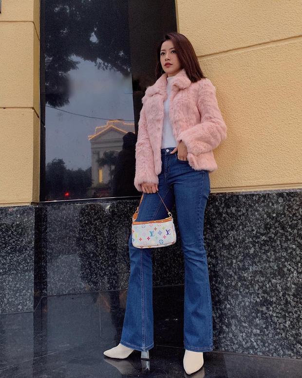 Chẳng cao như người mẫu nhưng Chi Pu vẫn hack được chân dài, dáng đẹp nhờ bí kíp diện quần ống loe tuyệt hay-8