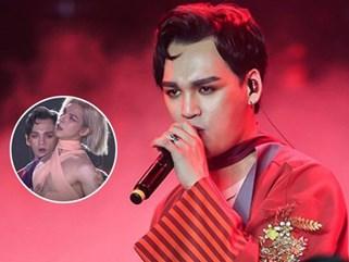 Bị chỉ trích diễn phản cảm, Nguyễn Trần Trung Quân lên tiếng: