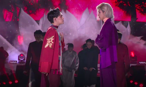 Bị chỉ trích diễn phản cảm, Nguyễn Trần Trung Quân lên tiếng: Thần tượng Kpop cởi áo được hò reo tại sao nghệ sĩ Việt bị chê trách?-2
