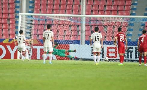 U23 Việt Nam 1-2 U23 Triều Tiên: U23 Việt Nam chính thức bị loại-1