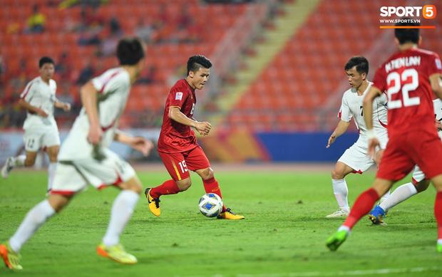 Khoảnh khắc đáng buồn nhất VCK U23 châu Á 2020: Đình Trọng nhận thẻ đỏ, U23 Việt Nam mất hết sau trận đấu với CHDCND Triều Tiến-6