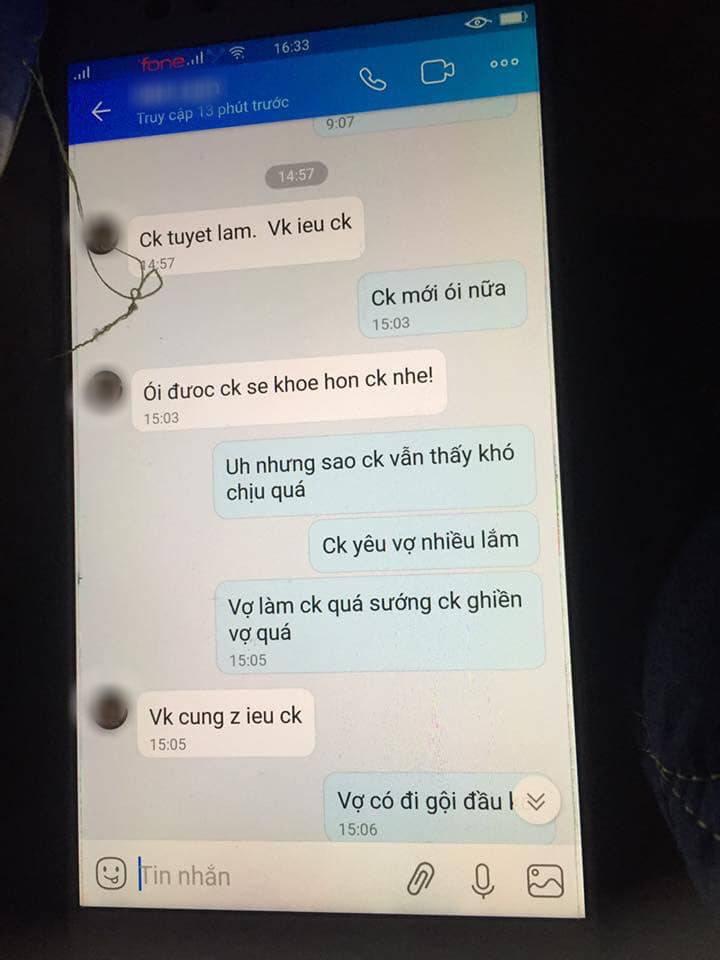 Phát hiện chồng ngoại tình khi hack được tài khoản Zalo, vợ chết lặng khi đọc tin nhắn chồng hẹn hò yêu đương với gái quán hát-4