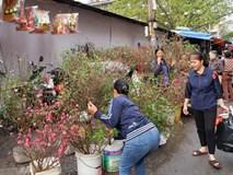Tiễn ông Táo về trời: Người Hà Nội nhộn nhịp khiến không khí mua sắm tấp nập trên mỗi khu chợ