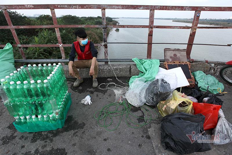 Sư thầy, học sinh, sinh viên kiên trì bảo vệ môi trường ngày ông Công, ông Táo-10