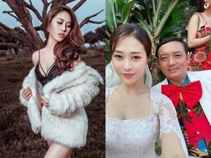 Chân dung hot girl nóng bỏng nhất làng hài Tết miền Bắc