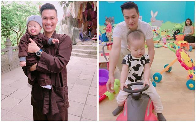Trước khi bị cả 2 vợ cũ chỉ trích vô trách nghiệm, nam diễn viên Việt Anh từng có cách nuôi dạy con rất gì và này nọ-4
