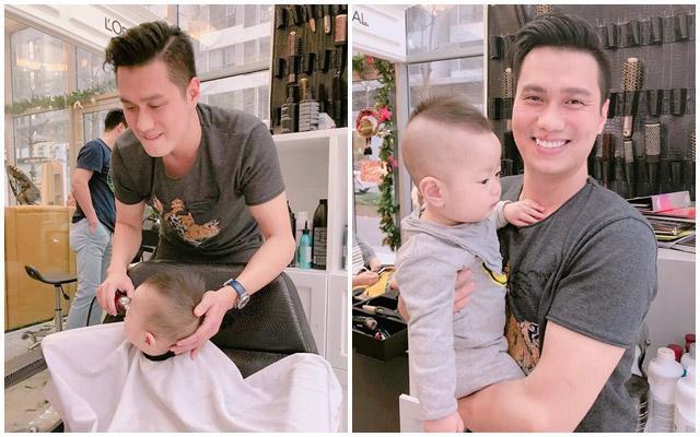 Trước khi bị cả 2 vợ cũ chỉ trích vô trách nghiệm, nam diễn viên Việt Anh từng có cách nuôi dạy con rất gì và này nọ-5