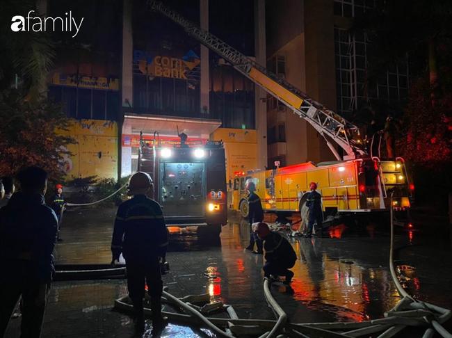 Danh tính 2 cô gái trẻ tử vong thương tâm trong vụ cháy tòa nhà ngân hàng dầu khí ở Thanh Hóa-1
