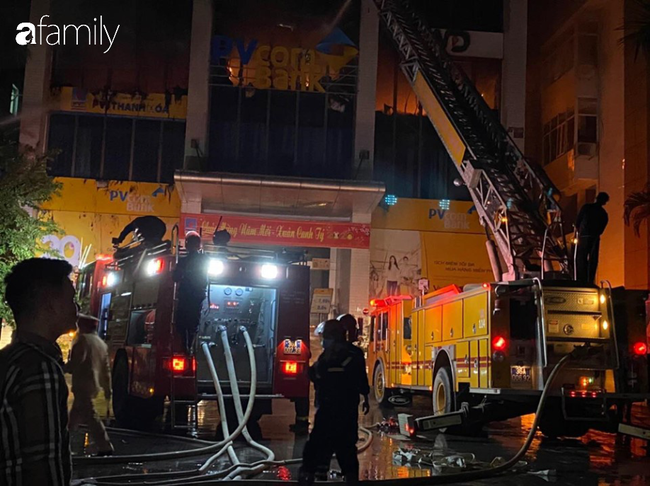 Danh tính 2 cô gái trẻ tử vong thương tâm trong vụ cháy tòa nhà ngân hàng dầu khí ở Thanh Hóa-2