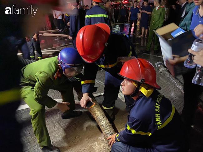 Danh tính 2 cô gái trẻ tử vong thương tâm trong vụ cháy tòa nhà ngân hàng dầu khí ở Thanh Hóa-5