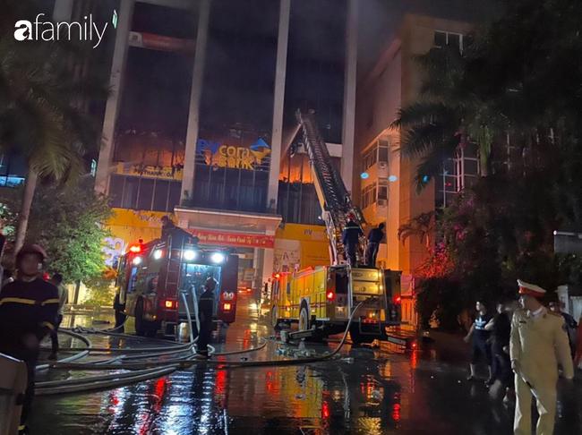 Danh tính 2 cô gái trẻ tử vong thương tâm trong vụ cháy tòa nhà ngân hàng dầu khí ở Thanh Hóa-6